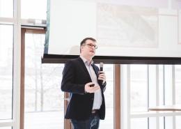 Erik Lauridsen-foredrag