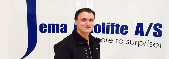 Kasper Petersen - Jema Autolifte